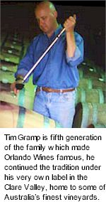 About Tim Gramp Winery