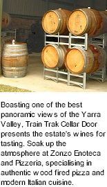 More About Train Trak Winery
