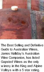 More About Victorian Alps Wines