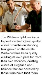 More on the Wildwood Winery
