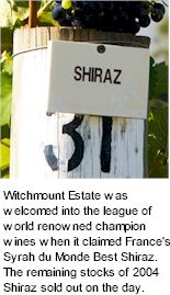 More About Witchmount Winery