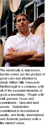 About Wither Hills Winery